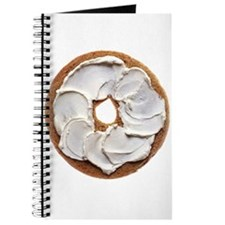 Bagel with Cream Cheese Journal