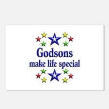 Godsons are Special Postcards (Package of 8)