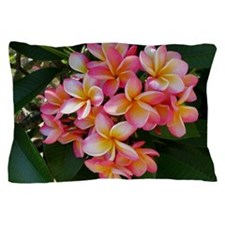 Hawaiian Plumeria Pillow Case