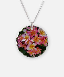 Hawaiian Plumeria Necklace