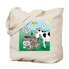 Timmys Cow Tote Bag