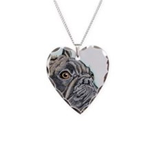 French Bulldog Brindle Necklace