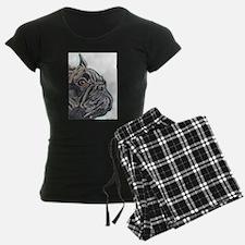 French Bulldog Brindle pajamas