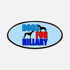 Dogs for Hillary Patch