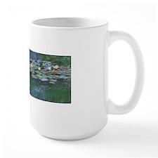 Waterlilies by Claude Monet Mugs