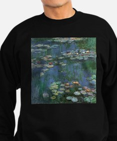 Waterlilies by Claude Monet Jumper Sweater