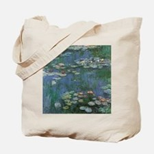 Waterlilies by Claude Monet Tote Bag