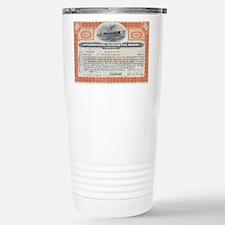Titanic Stock Travel Mug