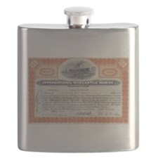 Titanic Stock Flask
