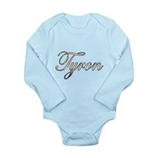Gold Tyron Body Suit
