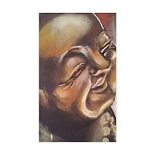 laughing buddha Decal