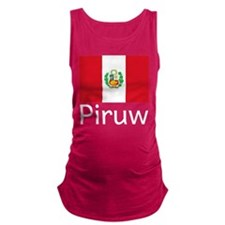 Piruw 2 Maternity Tank Top