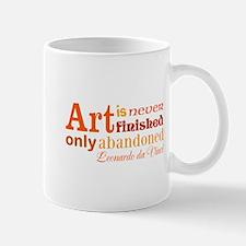 Unfinished Art Mugs