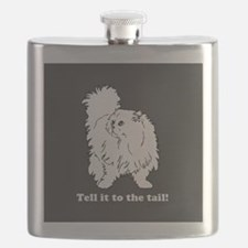 Tell to Tail Flask