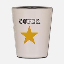super star Shot Glass