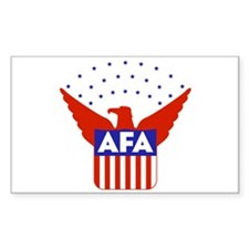 1968 AFA Logo Decal