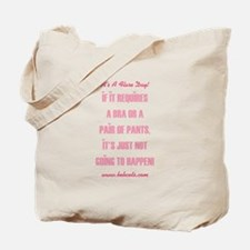 IT'S A FLARE DAY! Tote Bag