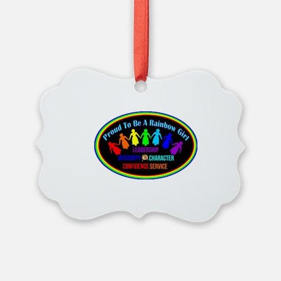 International Order Of The Rainbo Ornament