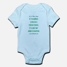 IT'S A FLARE DAY! Infant Bodysuit
