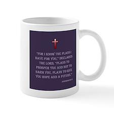 Kf Jeremiah 29:11 On Mugs