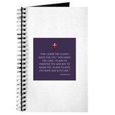 Kf Jeremiah 29:11 On Journal