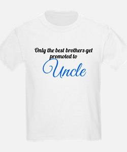 Promoted To Uncle T-Shirt