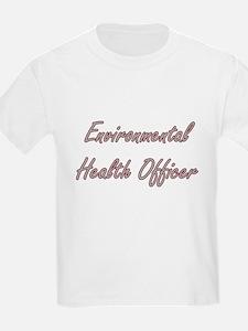 Environmental Health Officer Artistic Job T-Shirt