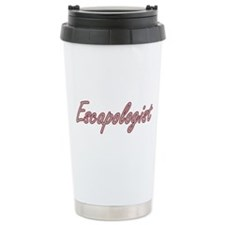 Escapologist Artistic J Travel Mug