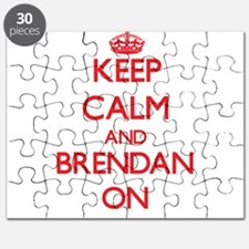 Keep Calm and Brendan ON Puzzle