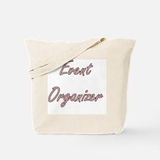Event Organizer Artistic Job Design Tote Bag