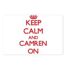 Keep Calm and Camren ON Postcards (Package of 8)