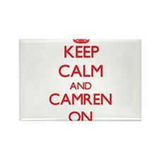 Keep Calm and Camren ON Magnets