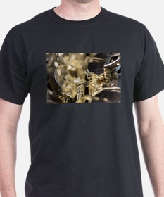 Intimate Knowledge of Sax T-Shirt