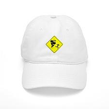 Warning Tornado Baseball Cap