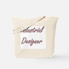 Industrial Designer Artistic Job Design Tote Bag