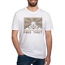 Vintage Free Tibet Shirt
