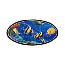 Tropical Fish Patch
