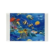 Tropical Fish Magnets