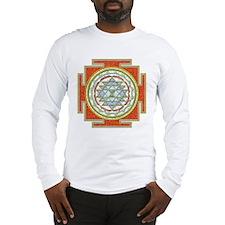 Buddhist Mandala 1 Long Sleeve T-Shirt