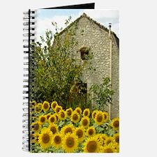 Sunflower Radiance Journal