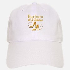 40TH PRIMA DONNA Baseball Baseball Cap