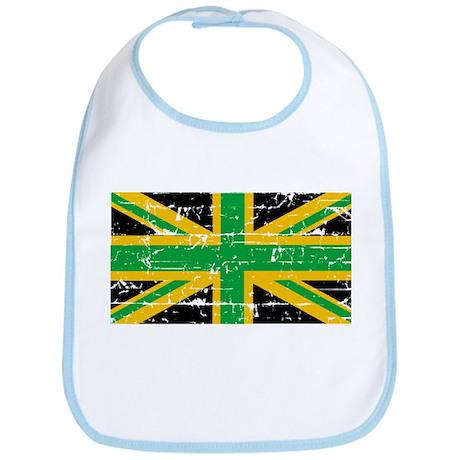 British Jamaican Bib