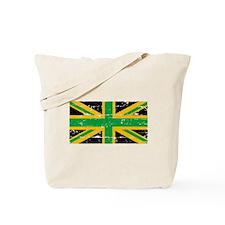 British Jamaican Tote Bag
