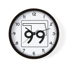 State Highway 99, Oklahoma Wall Clock