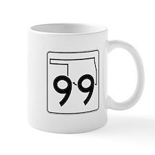 State Highway 99, Oklahoma Mug