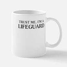 Trust Me Im A Lifeguard Mugs