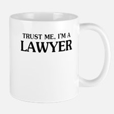 Trust Me Im A Lawyer Mugs