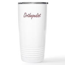 Orthopedist Artistic Jo Travel Mug