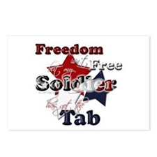 Freedom isn't Free Postcards (Package of 8)