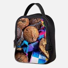 Muffins Neoprene Lunch Bag